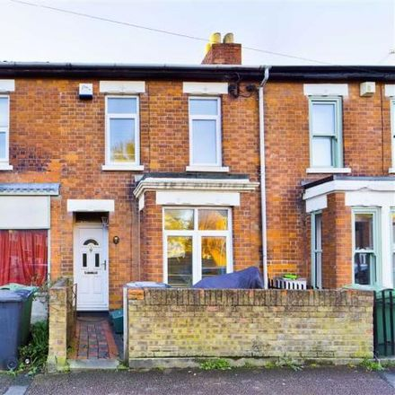 Rent this 3 bed house on Deans Walk in Gloucester GL1 2PX, United Kingdom