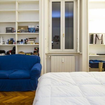 Rent this 3 bed apartment on Via Privata Ozieri in 20133 Milan Milan, Italy