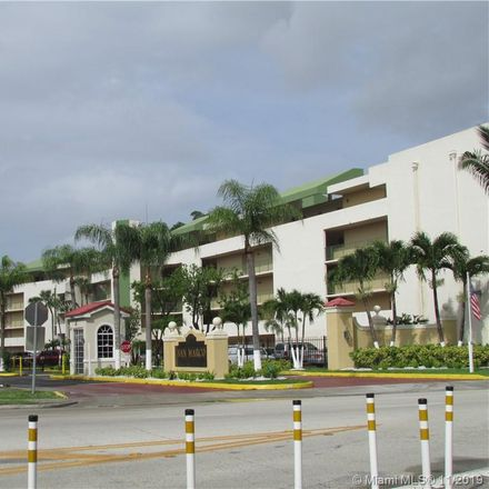 Rent this 1 bed condo on Fountainbleau in Sweetwater, FL