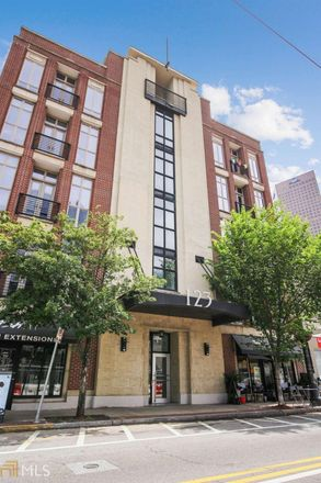 Rent this 1 bed loft on Luckie St NW in Atlanta, GA