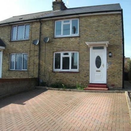 Rent this 3 bed house on 136 Lower Vicarage Road in Ashford TN24 9AJ, United Kingdom