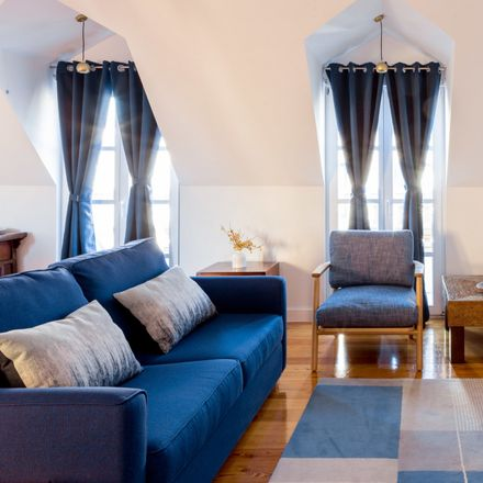 Rent this 0 bed apartment on Rua Professor Branco Rodrigues in 1200-192 Santo António, Portugal