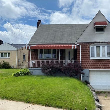 Rent this 3 bed house on Mifflin St in West Mifflin, PA