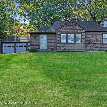 Rent this 4 bed house on 1152 Deal Road in Ocean Township, NJ 07712
