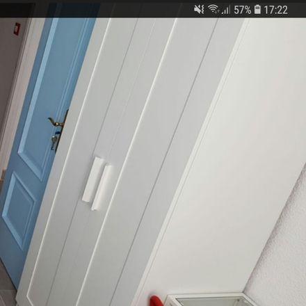 Rent this 3 bed room on Calle Ernestina Manuel de Villena in 28001 Madrid, Spain