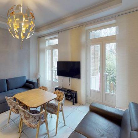Rent this 1 bed apartment on 70 Boulevard de la Libération - Général de Monsabert in 13004 Marseille, France