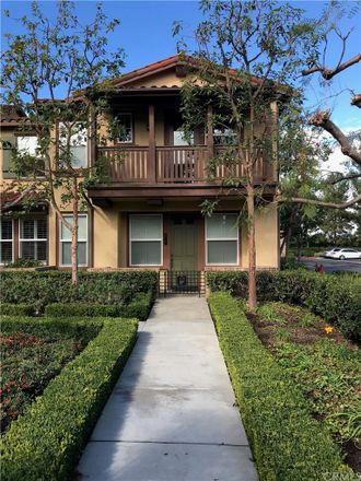 Rent this 3 bed condo on 120 Coral Rose in Irvine, CA 92603