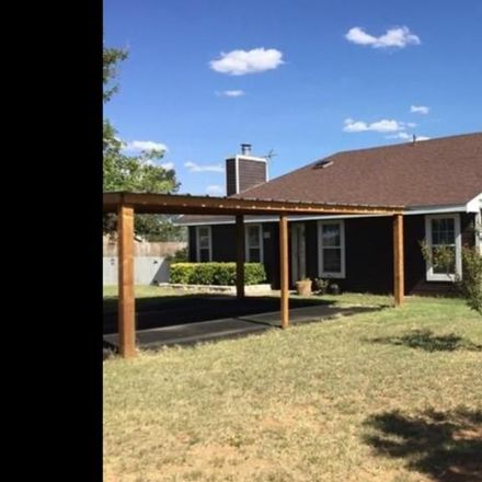 Rent this 3 bed house on East County Road 125 in Midland County, TX 79706