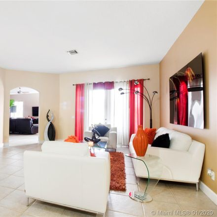 Rent this 5 bed house on 4101 Southwest 145th Avenue in Miramar, FL 33027