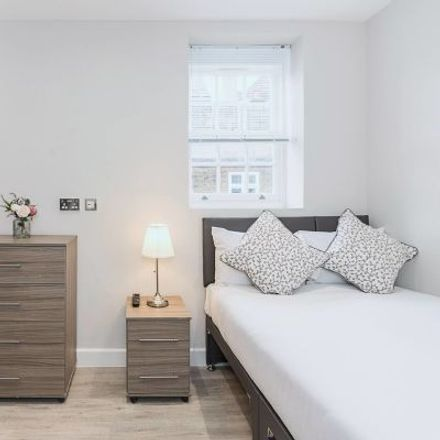 Rent this 1 bed apartment on Be Selfish in 8 Toynbee Street, London E1 7NE