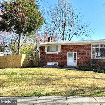 Rent this 4 bed house on Brentford Dr in Rockville, MD