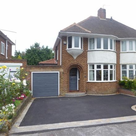 Rent this 3 bed house on Kimberley Road in Solihull B92, United Kingdom