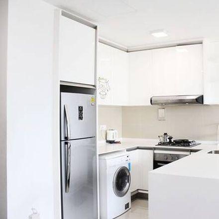 Rent this 2 bed apartment on Jalan 1/93 in Cheras, 55200 Kuala Lumpur