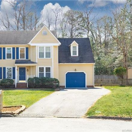 Rent this 4 bed house on 11001 Forest Trace Way in Glen Allen, VA 23059