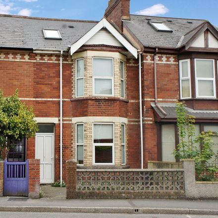 Rent this 5 bed room on 108 Bonhay Road in Exeter EX4 4BH, United Kingdom