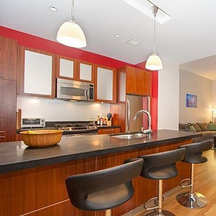 Rent this 1 bed condo on Real Deal in 59 John Street, New York