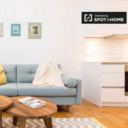 Rent this 1 bed apartment on Greifswalder Straße 42 in 10405 Berlin, Germany
