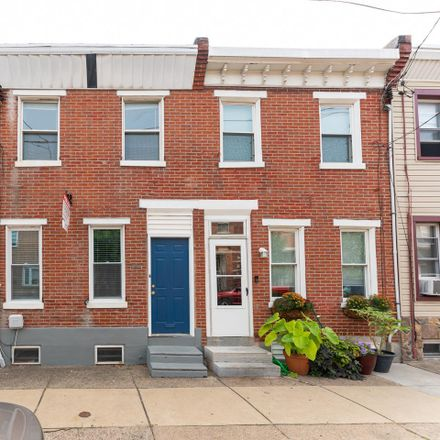 Rent this 2 bed townhouse on 2550 East Dauphin Street in Philadelphia, PA 19125