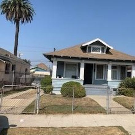 Rent this 3 bed house on 631 East 38th Street in Los Angeles, CA 90011