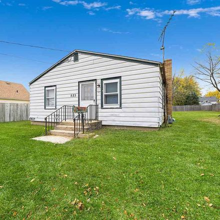 Rent this 2 bed house on W 6th St in Belvidere, IL