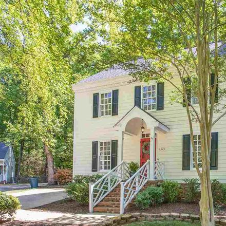 Rent this 3 bed house on 7820 Highlandview Circle in Raleigh, NC 27613