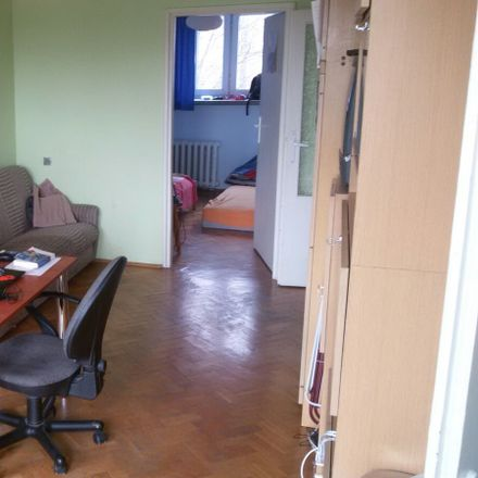 Rent this 1 bed room on plac Nankiera 12 in Wrocław, Poland