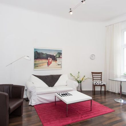 Rent this 1 bed apartment on Aspria in Karlsruher Straße, 10711 Berlin