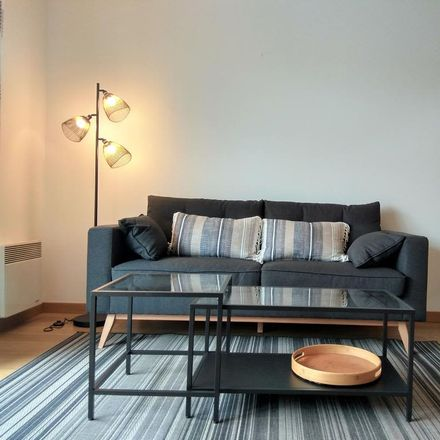 Rent this 2 bed apartment on Avenue François Mitterrand in 93200 Saint-Denis, France