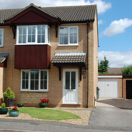 Rent this 3 bed house on Covill Close in Great Gonerby NG31 8PP, United Kingdom