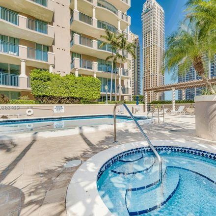 Rent this 2 bed condo on King David in 17555 Atlantic Boulevard, Sunny Isles Beach