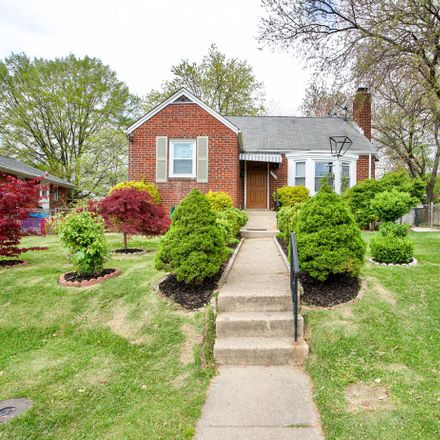 Rent this 4 bed house on 2226 Chapman Road in Hyattsville, MD 20783