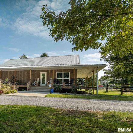 Rent this 2 bed house on 15435 N Bend Rd in Carterville, IL