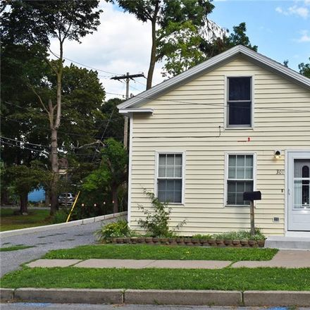 Rent this 3 bed house on 301 Center Street in Caledonia, NY 14423
