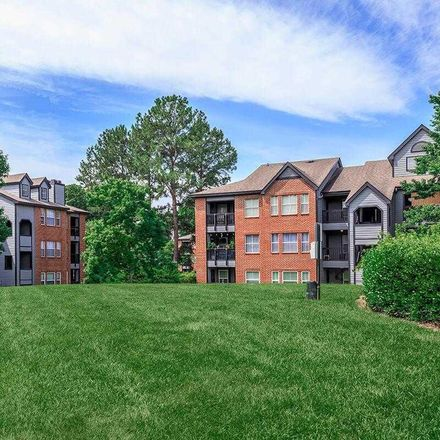 Rent this 2 bed apartment on 2100 Woodway Hills Drive in Charlotte, NC 28105