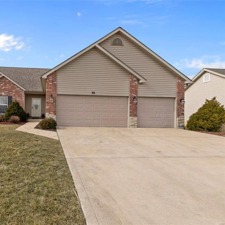 Rent this 4 bed house on 701 Alyssa Marie Lane in Wentzville, MO 63385