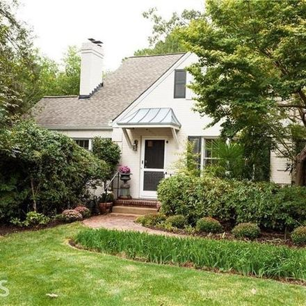 Rent this 3 bed house on 1358 Middlesex Avenue Northeast in Atlanta, GA 30306