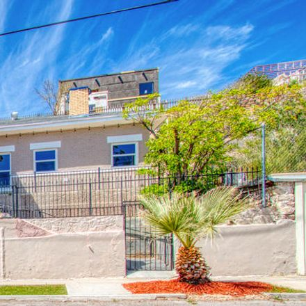 Rent this 3 bed apartment on 1635 Rampart Place in El Paso, TX 79902