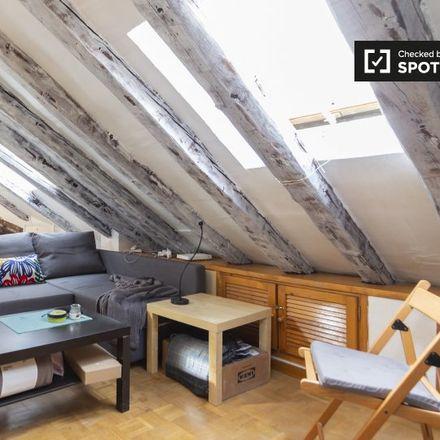 Rent this 0 bed apartment on Sala Mala Saña in Calle de Palafox, 14