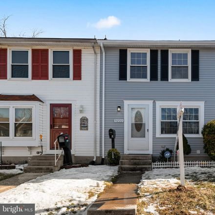 Rent this 3 bed townhouse on 5333 King Arthur Circle in Rosedale, MD 21237