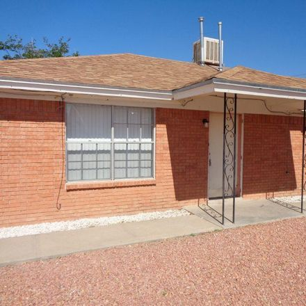Rent this 2 bed apartment on 3709 McConnell Ave in El Paso, TX
