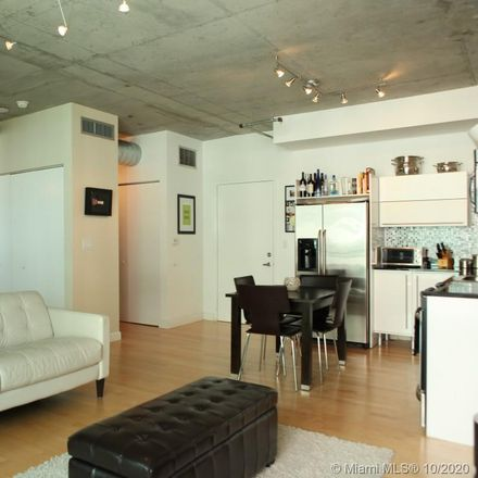 Rent this 1 bed loft on American Social in 690 Southwest 1st Court, Miami