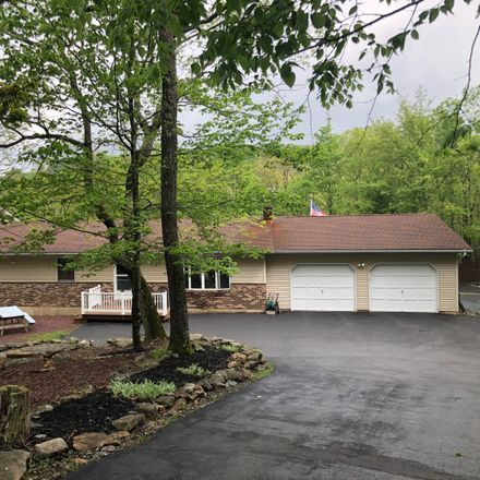 Rent this 4 bed house on Old Piney Road in Jim Thorpe, PA 18229
