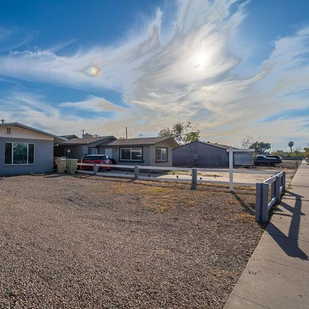Rent this 3 bed house on 5947 West Glenn Drive in Glendale, AZ 85301