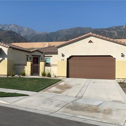 Rent this 4 bed house on Alamo Drive in Rancho Cucamonga, CA 91739