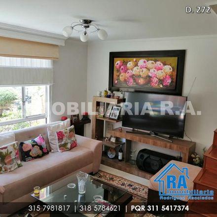 Rent this 4 bed apartment on Carrera 13C in Localidad Usaquén, 110131 Bogota