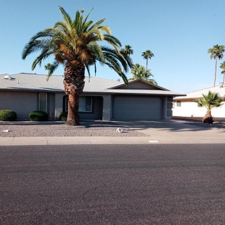 Rent this 2 bed house on 13204 West Hyacinth Drive in Sun City West, AZ 85375