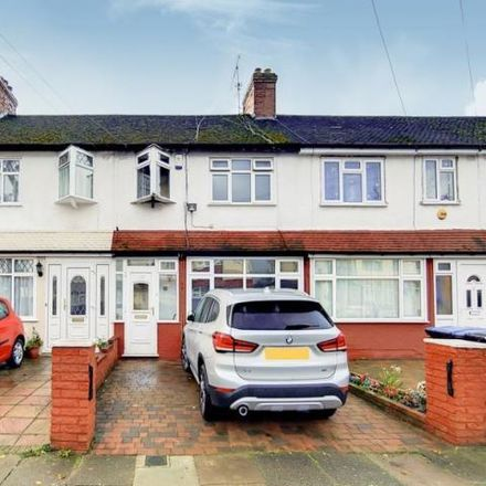 Rent this 3 bed house on Bedford Road in London N9 7DD, United Kingdom