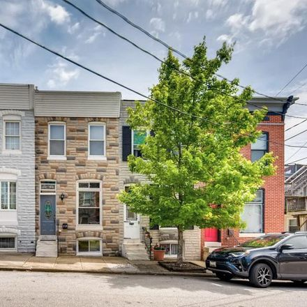 Rent this 3 bed townhouse on 713 South Baylis Street in Baltimore, MD 21224