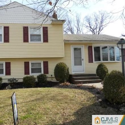 Rent this 3 bed house on Terry Avenue in Edison, NJ 08820