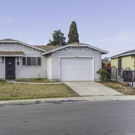 Rent this 3 bed house on 992 Cunard Street in San Diego, CA 92154